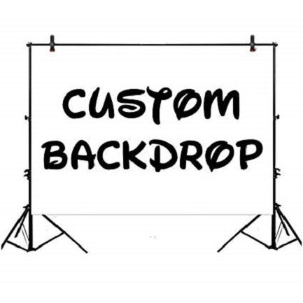 Customized Backdrop