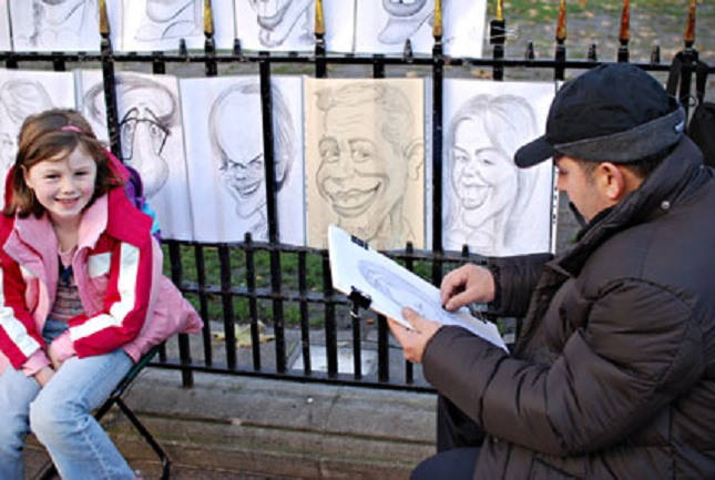 Caricaturist or Portrait Artist